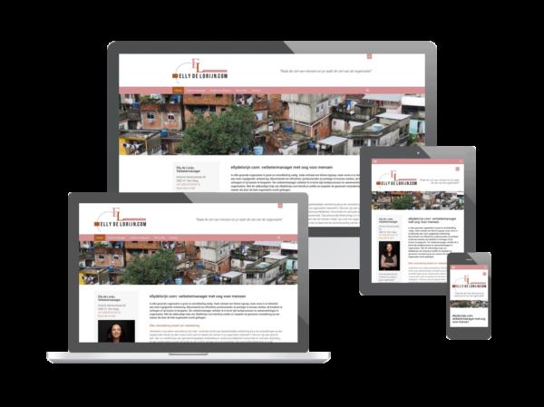 website voor ellydelorijn.com